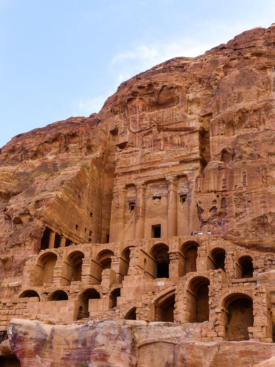Petra - Tombeau royal