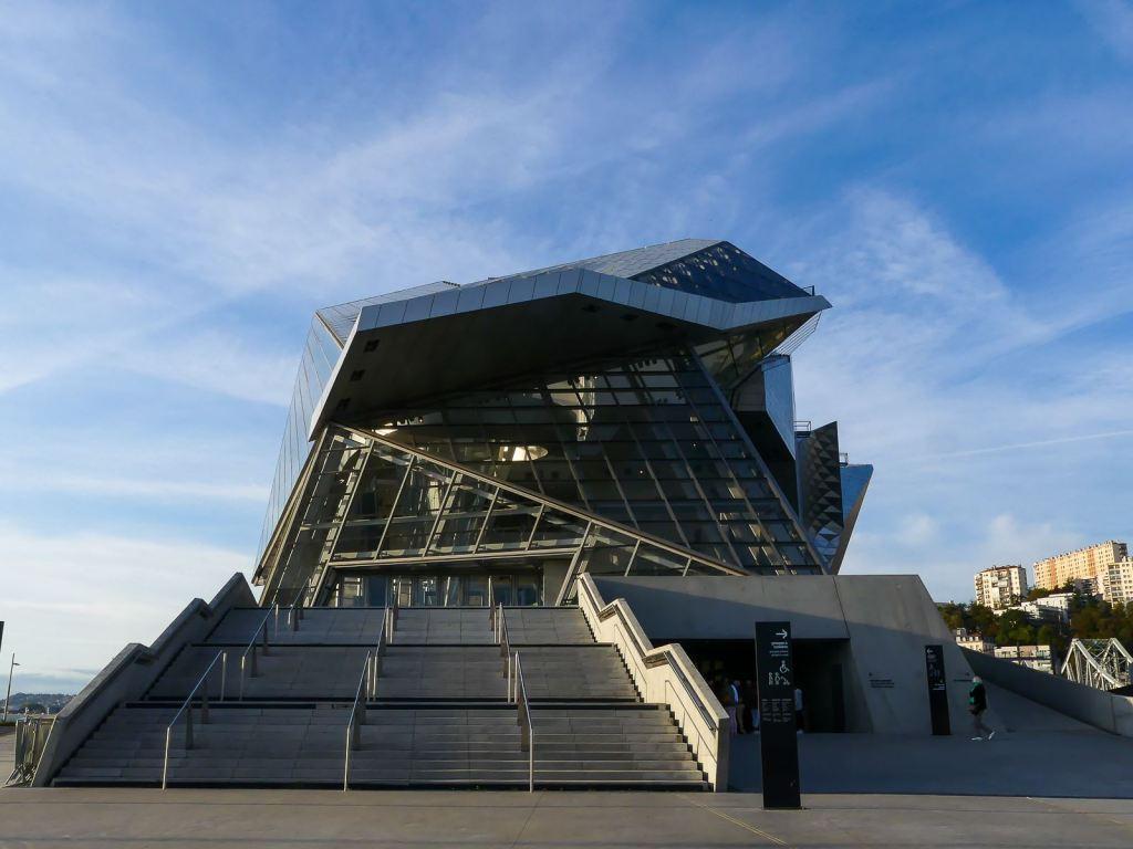 Week end - Lyon-Musée des Confluences