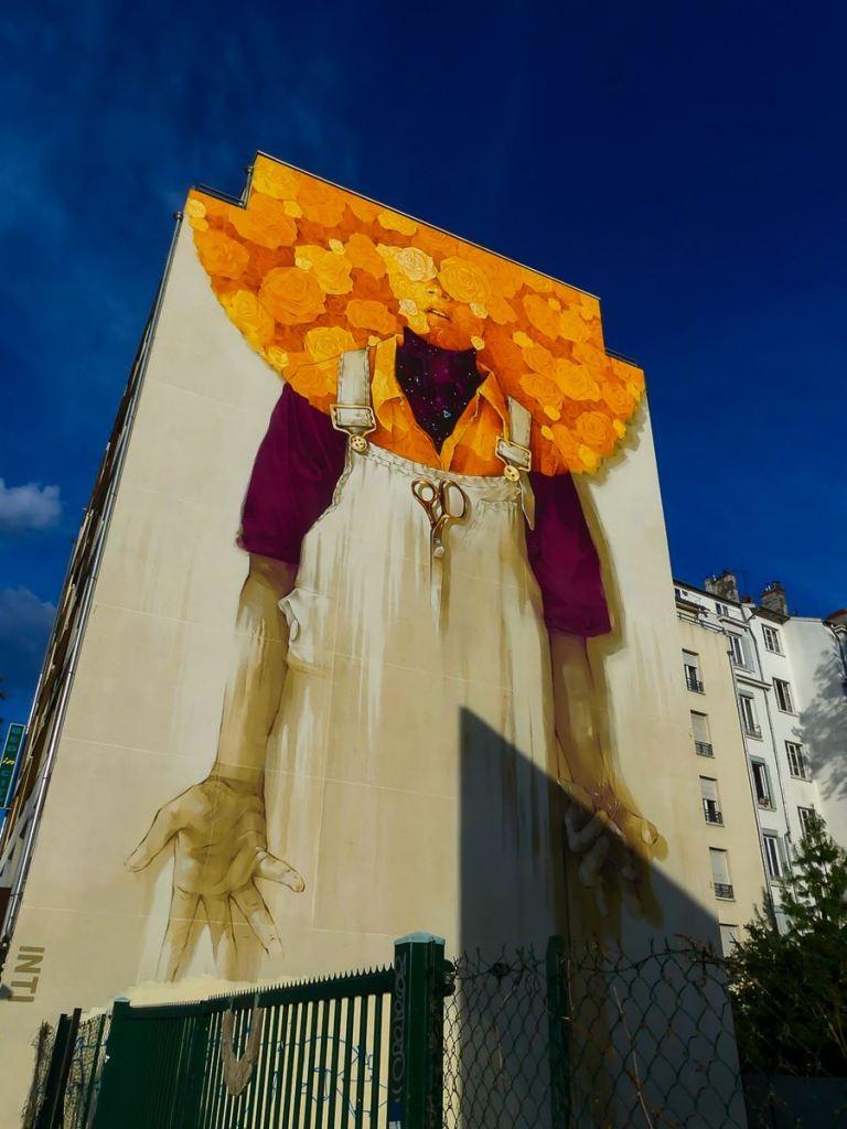 Street Art Lyon INTI