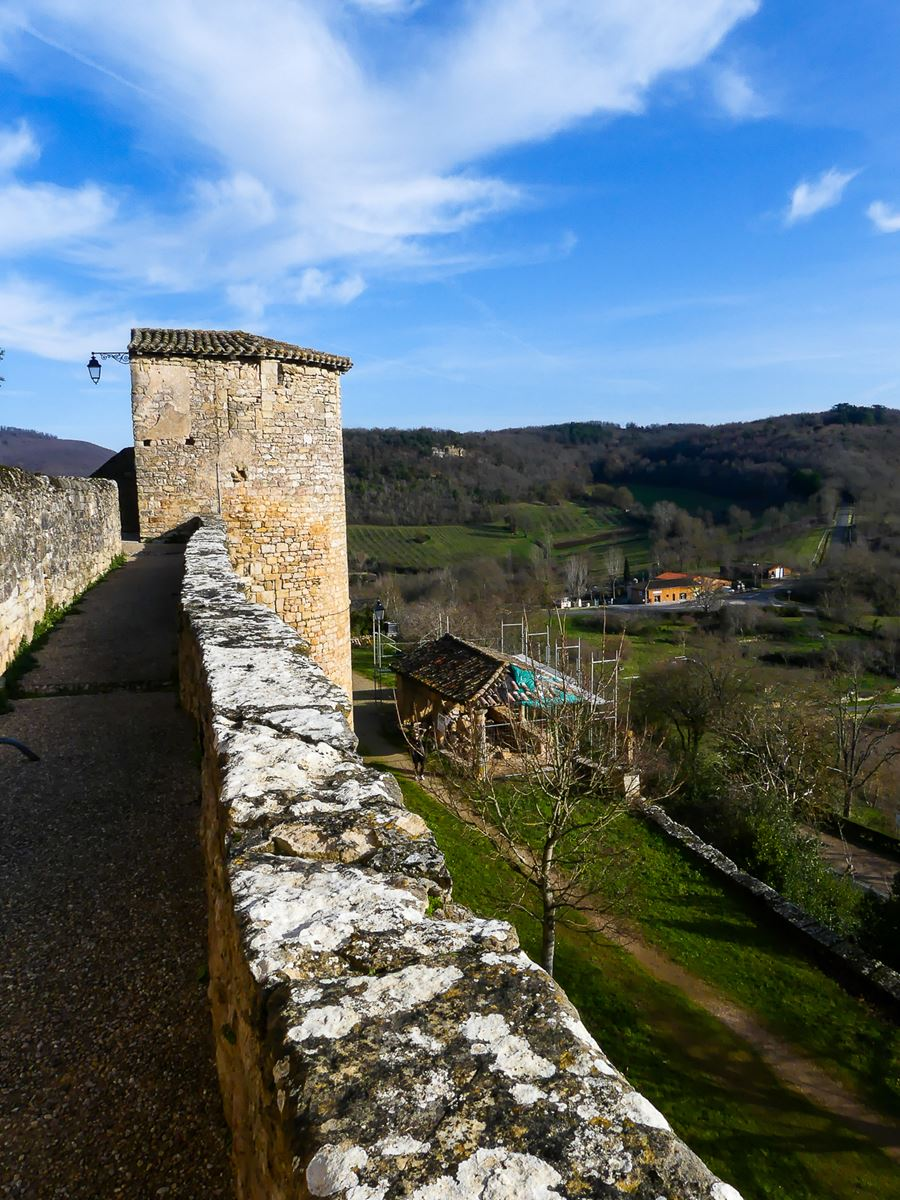 Week end - Tarn- Puycelsi
