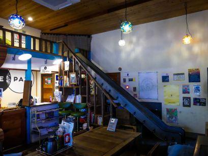 Café très sympa à Shinsekai