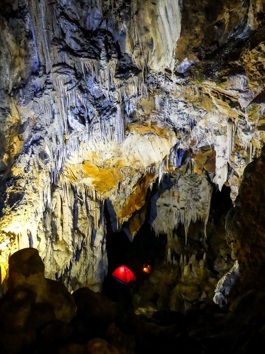 Grotte des Canalettes - à 5 minutes de VIllefranche de Conflent