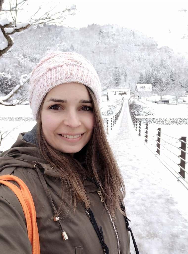 kanazawa sous la neige