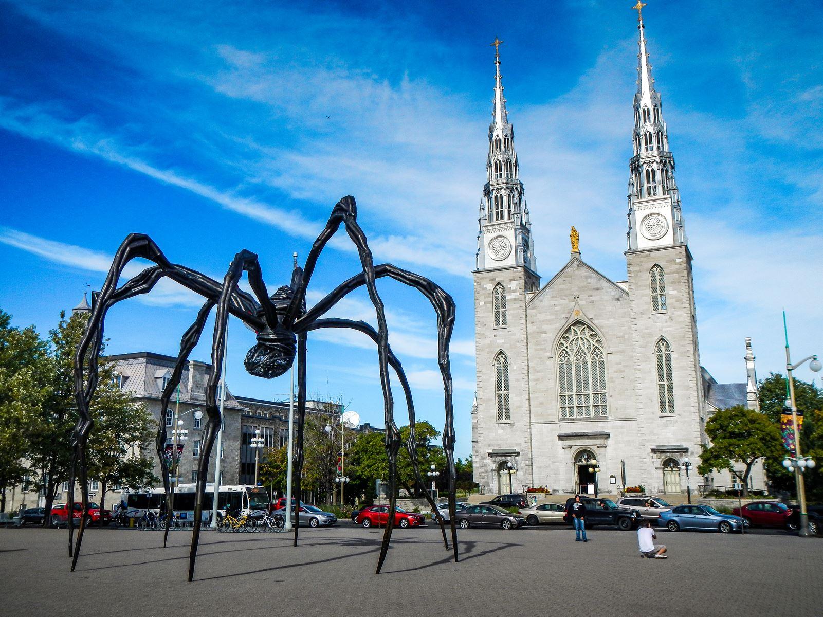 Ottawa capitale du Canada