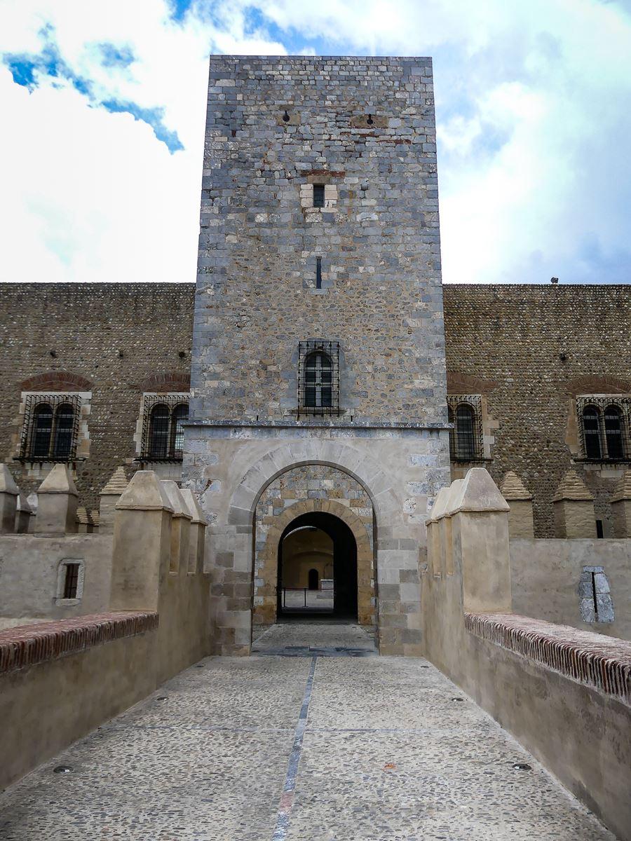 Palais de Rois de Majorque - Perpignan
