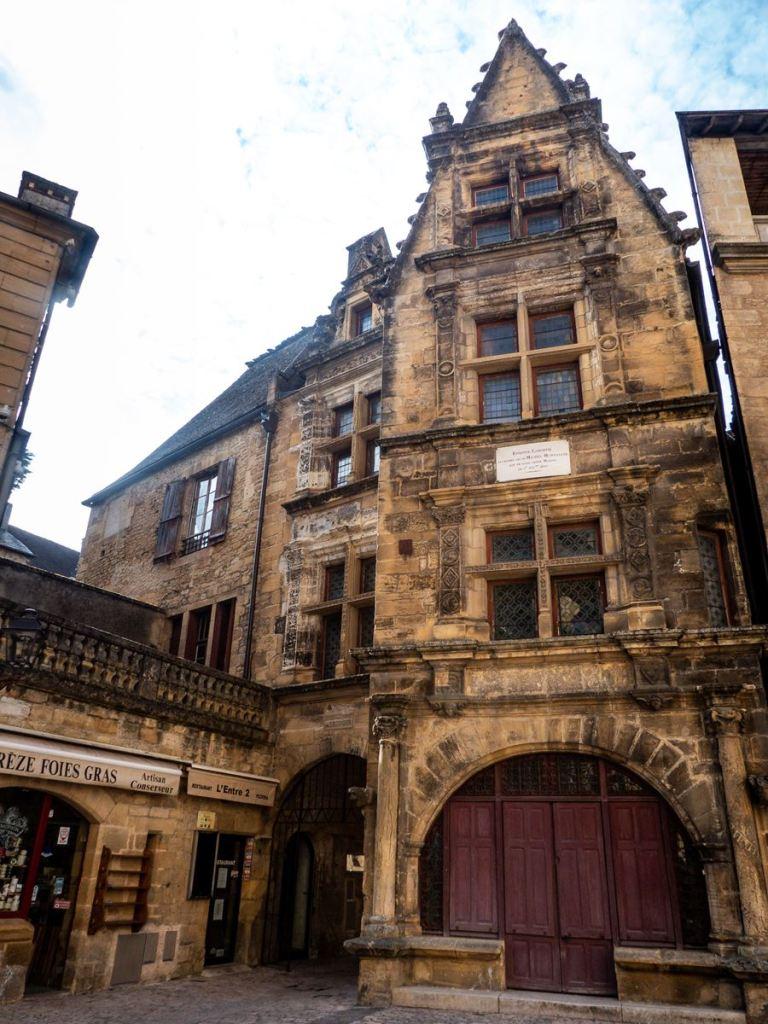 Sarlat la Canéda - Dordogne - Maison de la Boétie