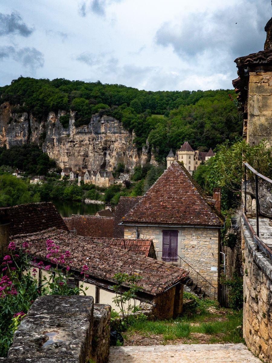 Week end en Dordogne : La Roque Gageac