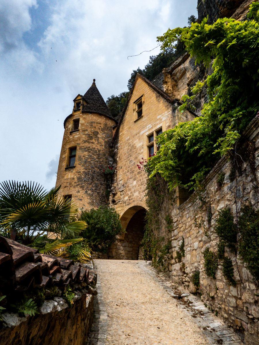 La Roque Gageac, un des plus beaux villages de France
