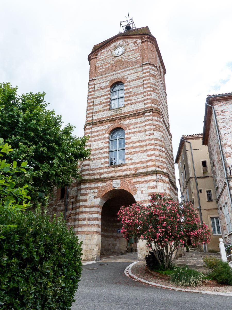 La Tour de l'Horloge - Auvillar