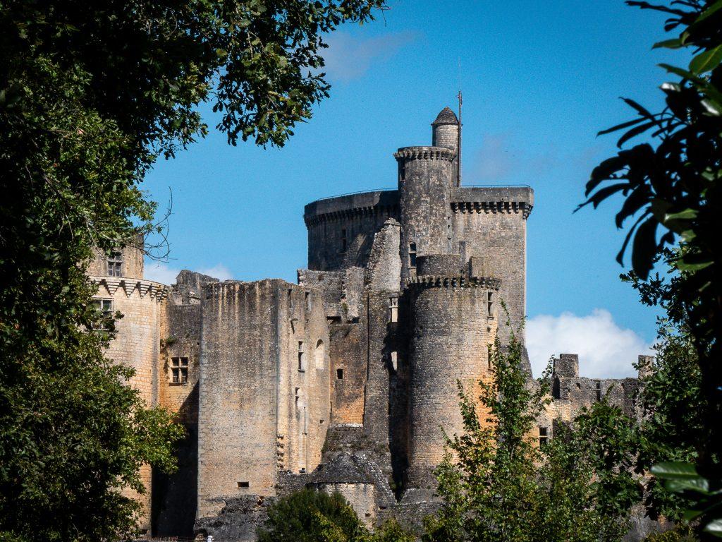 Bonaguil et son château