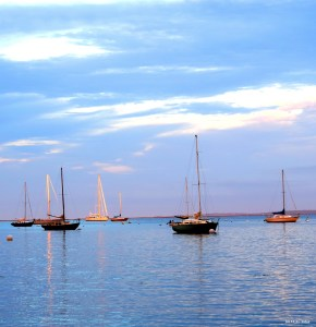 Harbor, South End - Rockland, Maine