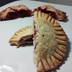 Raspberry Pastry & Mini-Pies