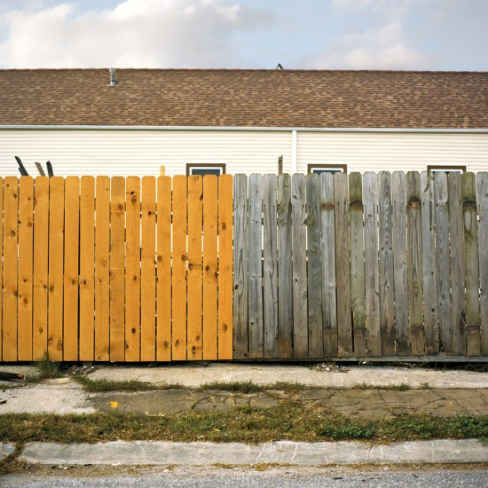 Dave Anderson, Two-toned Fence