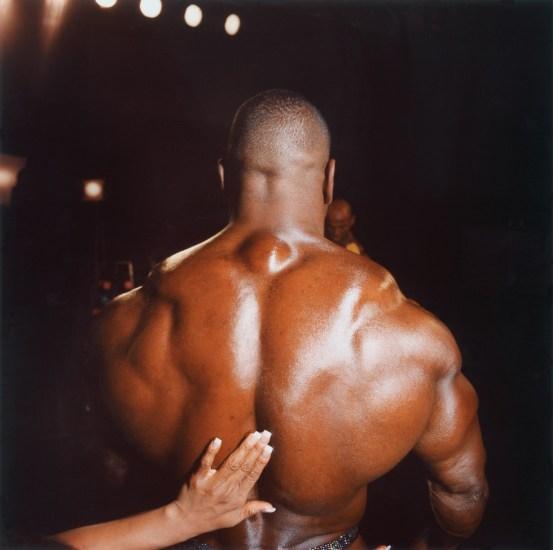 Brian Finke, Untitled (Bodybuilding 6)