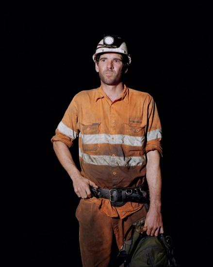 Amy Stein, Miner I, Peak Gold Mines, Cobar