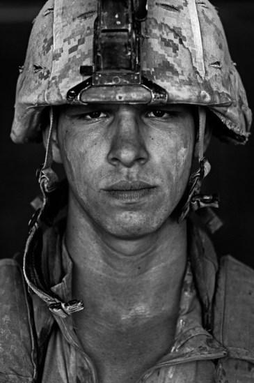 Louie Palu, Marines 002