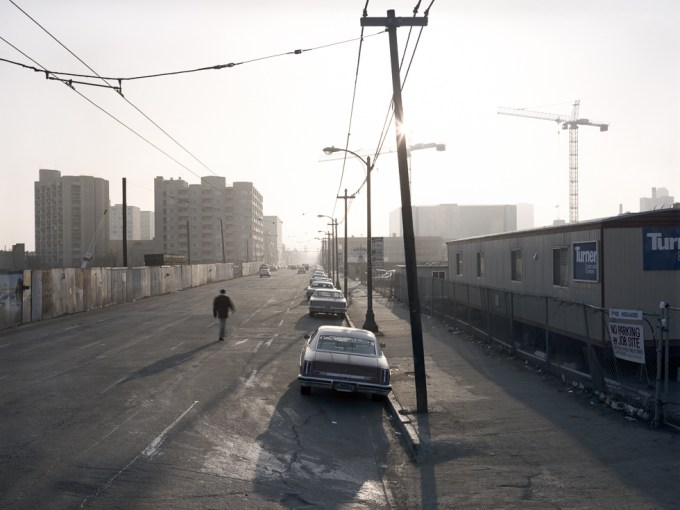 Janet Delaney, Saturday afternoon, Howard between 3rd and 4th Streets