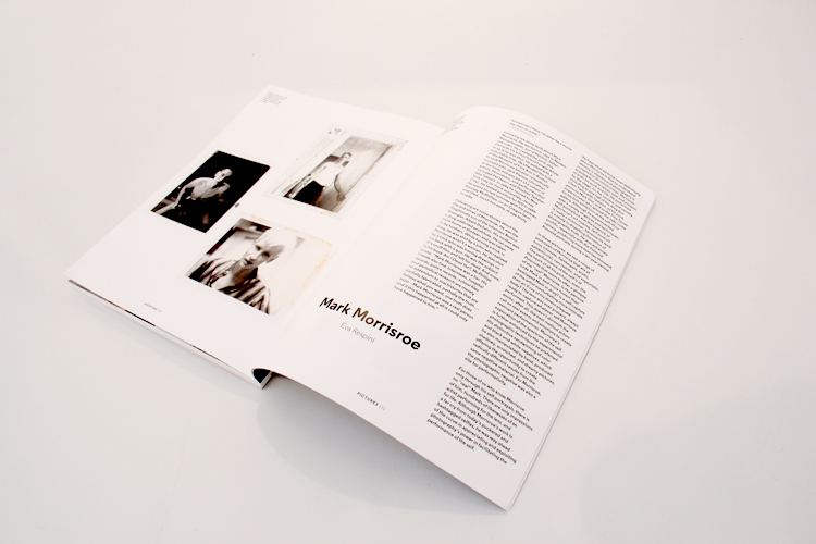 Mark Morrisroe, Aperture Magazine