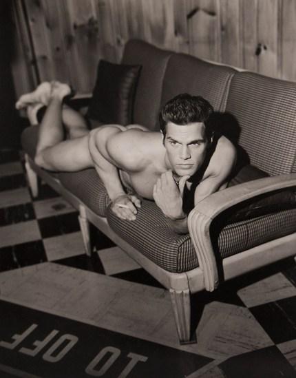 Walter Briski, Jr., Man on Couch
