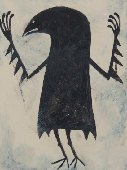 Scott Daniel Ellison, Crow Dance, Witch Hazel