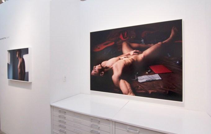 Jan Rattia, Tease, Installation 2