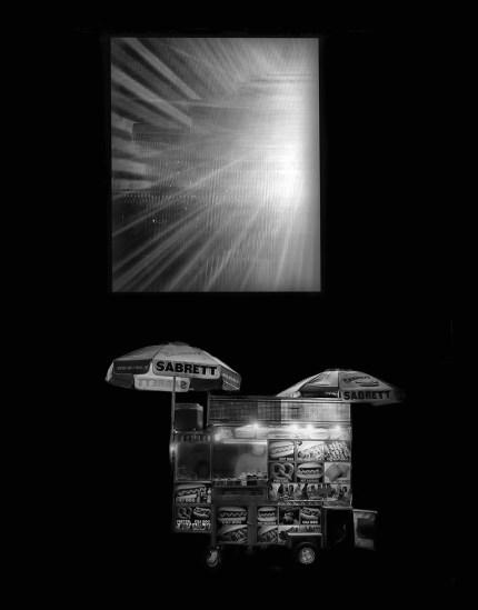 Michael Massaia, 7th Avenue Hotdog Stand