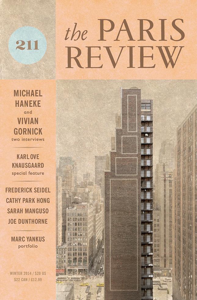 Marc Yankus, The Paris Review