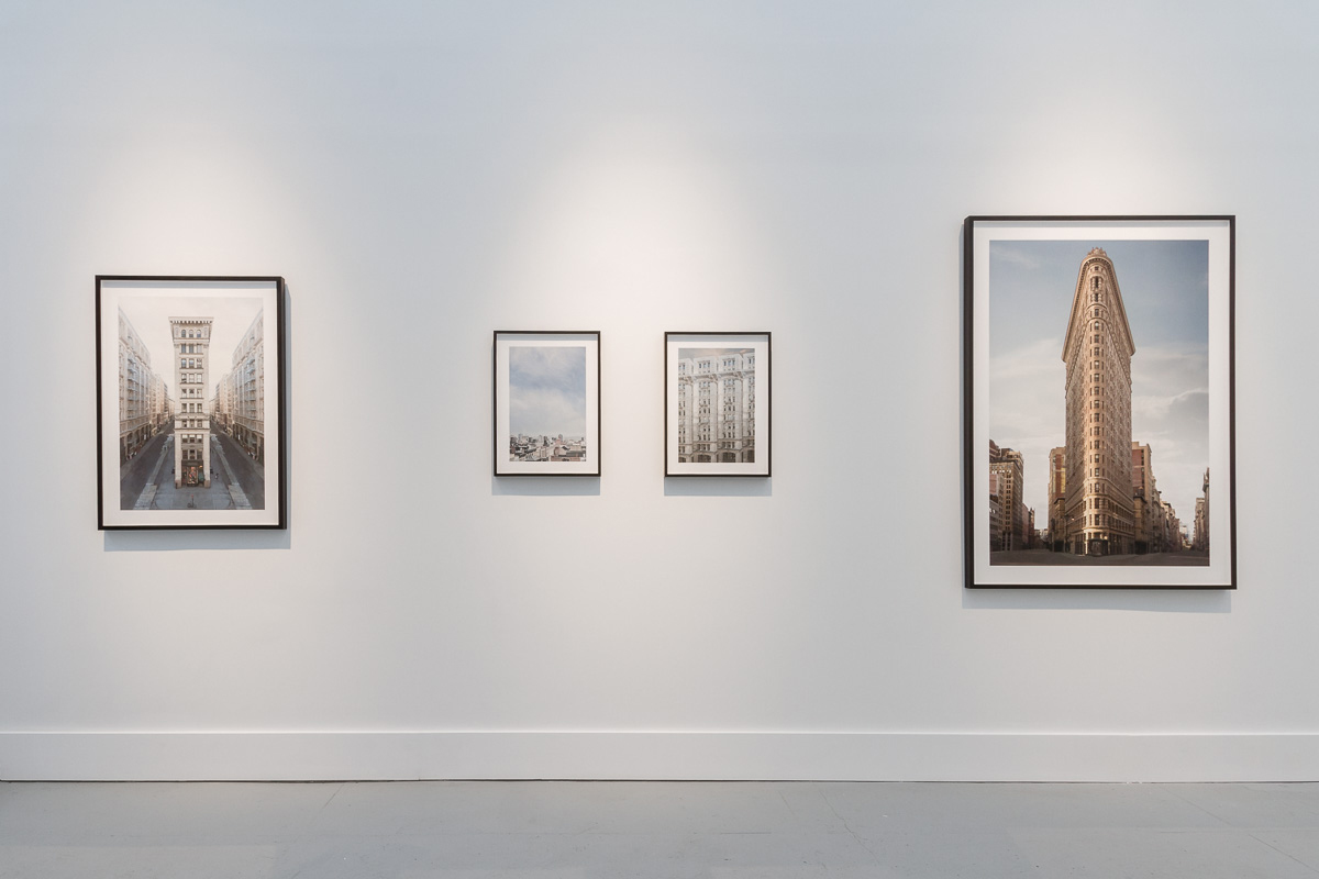 "Installation image ""Secret Lives of Buildings"" by Marc Yankus"