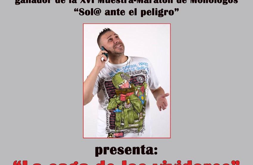 """Viernes 22 de Enero. Diego El Notario """"La Saga de los vividores"""""""