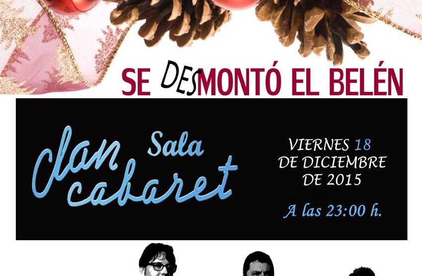 Viernes 18 de Diciembre. LOKAGA FALTA «Villancínicos»