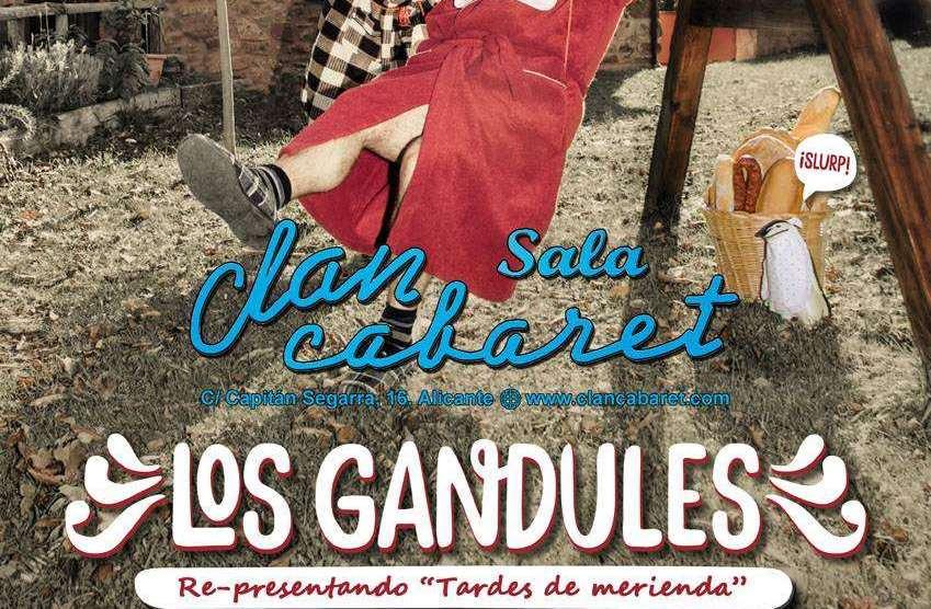 """Sábado 09/04/16 LOS GANDULES  """"Tardes de merienda"""""""