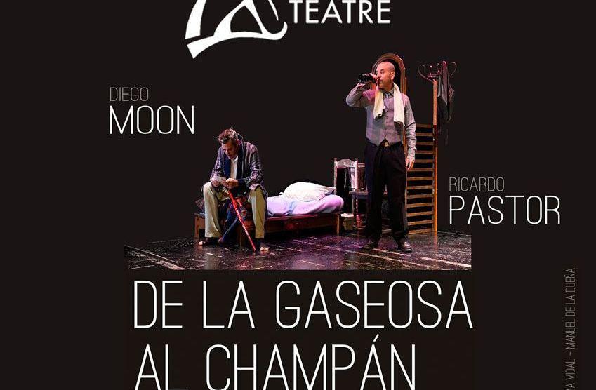 """Viernes 29/04/16 VARIABLE TEATRO """"De la gaseosa al champán"""""""