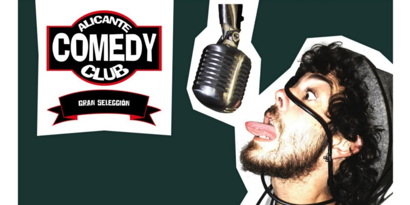 Sábado 29 de Abril. Alicante Comedy Club, con ACHO