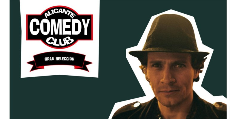 Alicante Comedy Club, con CAOZ. Sábado 22 de Abril