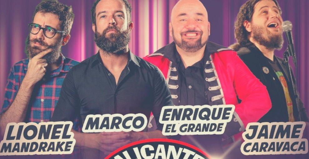 Alicante Comedy Club. 10 noviembre