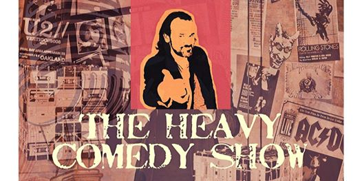 El cómico Heavy | 25 enero