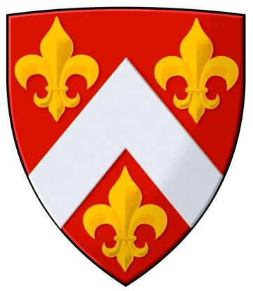 Arms of Simon of Mouswald (2), possiblt blazoned incorrectly by the herald