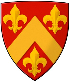 Arms of Sir Simon of Mouswald