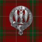 tartan and crest and tartan fb profile pic