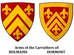 Shield Holmains and Dormont