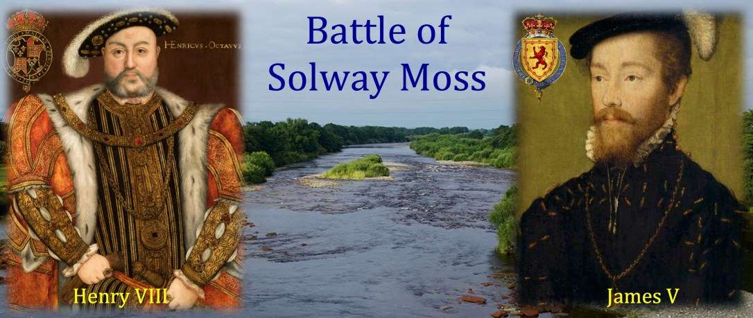 Solway Moss james and henry