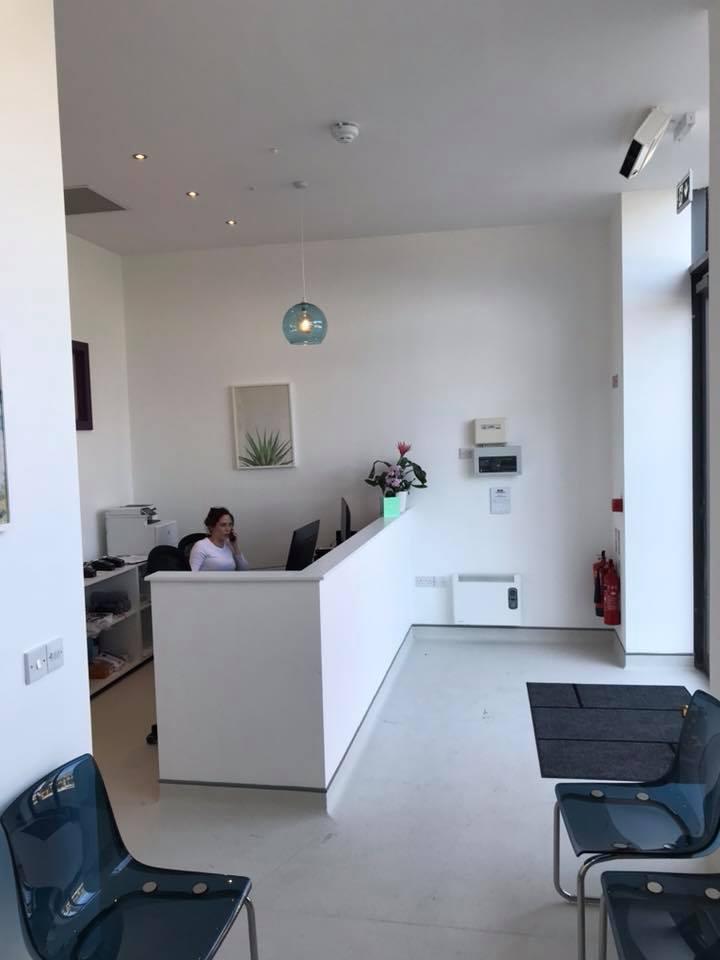 office fit out smithfield plaza dental
