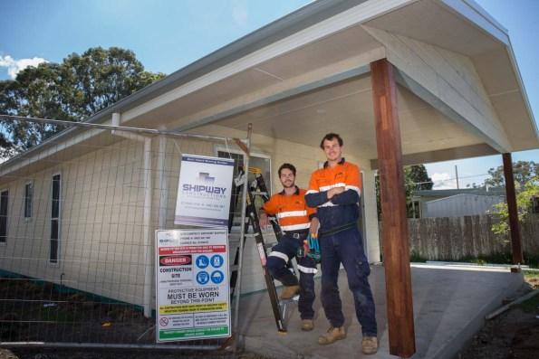 Port Macquarie Electrician Granny Flat Fit off-12