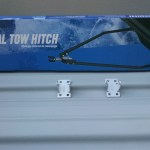 Clam Universal Tow Hitch 8241 Clancy Outdoors