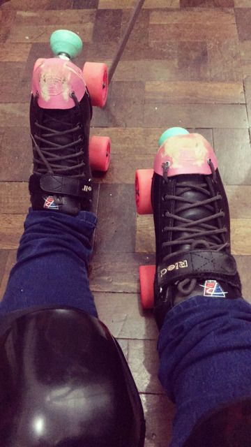 Patins Riedell