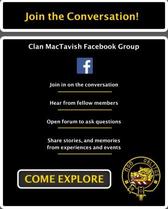 Clan MacTavish Family Names - Septs