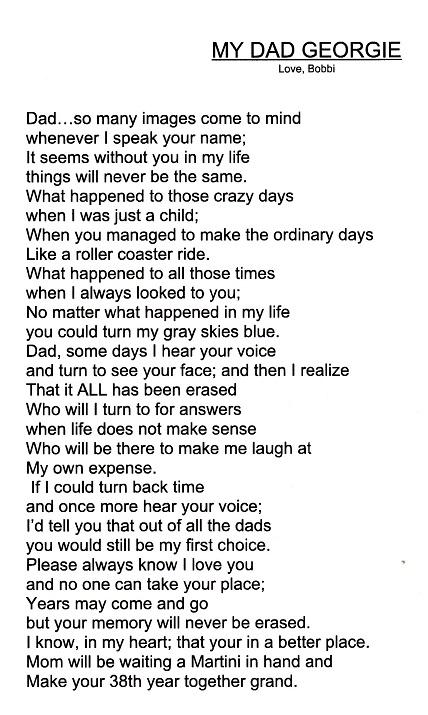 Eulogy Templates. wordscrawl com. funeral poems speeches amp ...