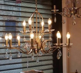Franklite Willow Range Clanrye Lighting Newry Chandeliers