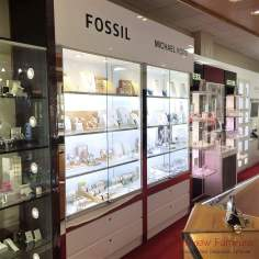 Bennetts Jewelers, Jewelry Display Cabinet