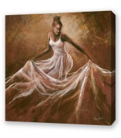 Ballerina Painting | Pictures Newry